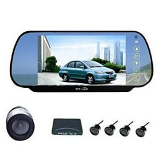 Rear View Parking Sensor - back up camera fit for your car