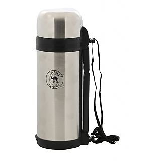 Camel 1500ML Stainless Steel Silver Flask