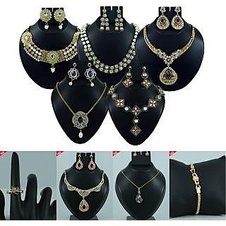 Shubharambh Jewellery Set