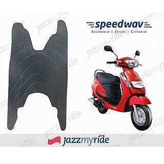 Speedwav Scooter / Scooty Floor Mat-Mahindra Duro DZ