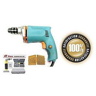Drill Machine+13 Bits Set