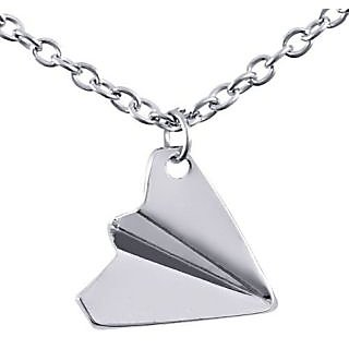 One Direction Harry's Paper Airplane Necklace Pendant