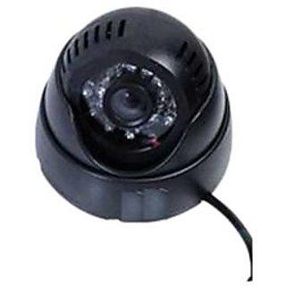 Memory Card Recording Option Cctv Dome Camera