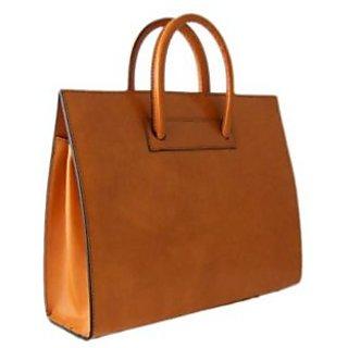afc8bf35b792 Ladies Leather Handbags Brown