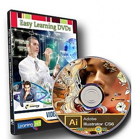 Learning Illustrator CS6 Video Tutorial DVD