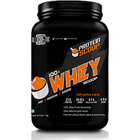 Protein Scoop 100% Whey Chocolate 1kg/ 2.2 Lbs