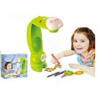Projector PaintKids 3 In 1 Projector Painting With Light And 12 Sketch Pens Free