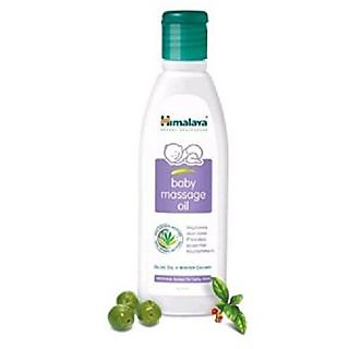 Himalaya Baby Massage Oil, 200 ml