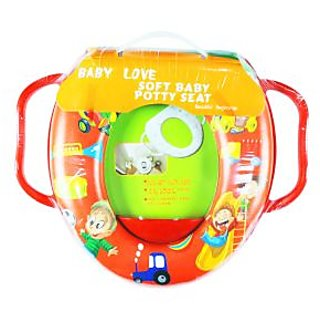 Ole Baby Soft Half Cushion Picnic Potty Trainer Seat Assorted