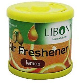 Liboni Air Freshner Natural Aroma Lemon-100gm