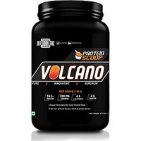 Protein Scoop Volcano Strawberry 1kg/ 2.2 Lbs