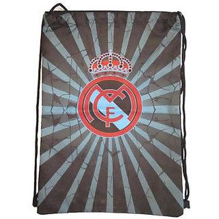 NAVEX Backpack Bag Sport Soccer Club Real Madrid