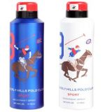 Beverly Hills Polo Club Deodorant Combo For Men - Sport (Eight + Nine)