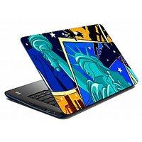 Mesleep Statue Of Liberty Laptop Skin LS-05-54