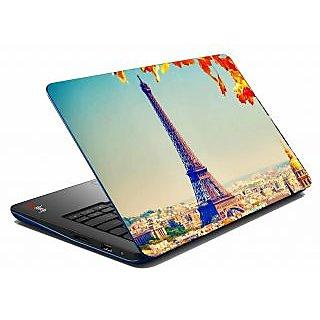 Mesleep Eiffel Tower Laptop Skin LS-09-30