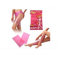 SAUNA SLIMMING WRAP FAT BURNER FOR LEGS AND THIGHS 1 PAIR FOR WOMEN AND MEN.