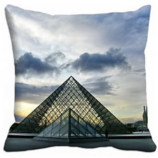 meSleep Europe 3D Cushion Cover - (16x16)