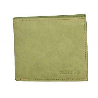 Jstarmart Green Velvet Punch Wallet JSMFHWT0376