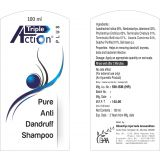 Triple Action Anti Dandruff Shampoo 100ml