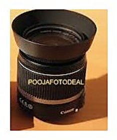 CANON EW 60 REPLCAMENT LENS HOOD FOR CANON EOS 1000D 1100D 550D WITH 18-55MM
