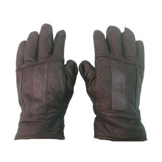 Genuine Smartouch Winter Leather Driving Gloves