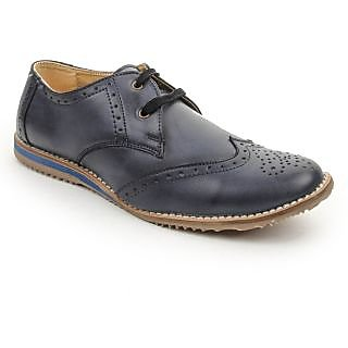 Mens Casual Shoes Bacca Bucci Mark Blue