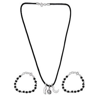 bf0b9e7e41286 Taraash New Born Baby Nazariya Gift Set In 925 Sterling Silver For Kids  CBG014