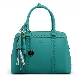 Diana Korr Green Hand Bag DK21GRN