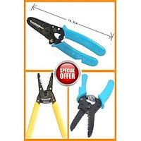 Wire Stripper Cutter Pliers