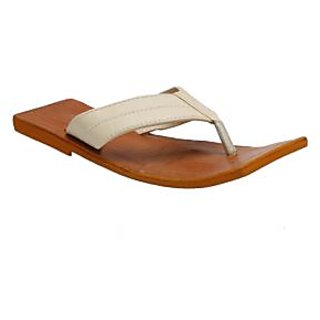 Sophere- Men's Comfortable Mojri Chappal In Leather