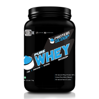 Protein Scoop Pure Whey Unflavored 1kg/ 2.2 Lbs