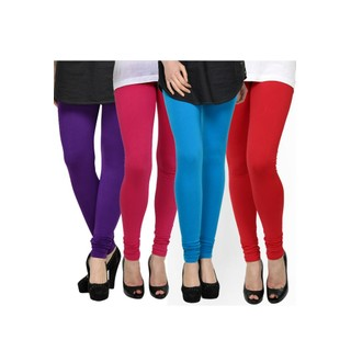 Kjaggs Multi-Color Cotton Lycra Full length legging (KTL-FR-7-8-9-2)