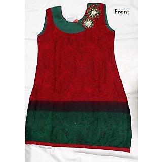 Designer Kurti - Cotton Stitched Kurti