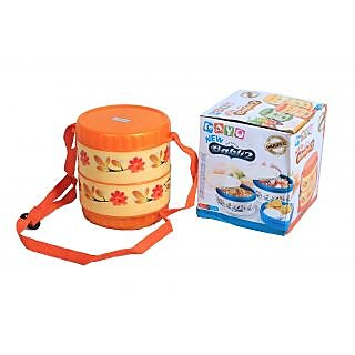 Mayo Lunch Box With 2 Steel Containers
