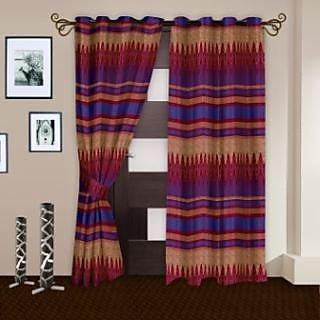 StoryHomewhite  Door Curtain Nature-DNR2063