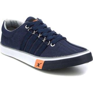 SC0162G SPARX Men Canvas Shoes (SM-162 Navy Blue)