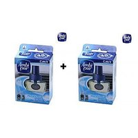 Ambipur Car Air Freshner Air Refill Combo Set Of 2 Pcs.
