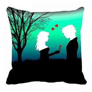 Digitally Printed 16x16 inch Cushion Cover
