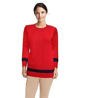 Fabric Ocean Woollen Sweaters