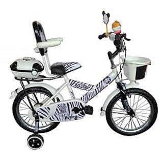 HLX-NMC KIDS BICYCLE 14 BOWTIE ZEBRA STYLE
