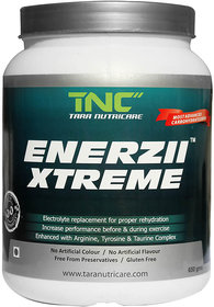 Tara Nutricare Enerzil Xtreme Orange 650Gm
