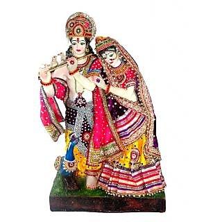 Paras Peacock Radha Krishna