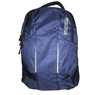 19f3993441 American Tourister Citi Pro 02 Navy Backpack (2015 Series)
