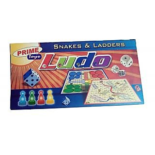 Ludo and Snakes