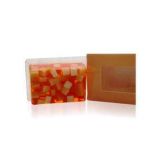 PURE HERBAL PAPAYA FRUITY SOAP 4 IN 1 SKIN WHITENING SOAP 2 Pieces 100grams Each