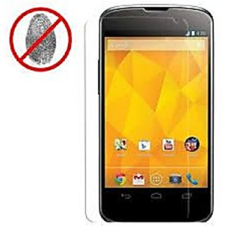 3 Layer HD Screen Guard Scratch Protector for LG Google Nexus 4 E960
