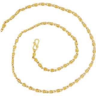 Guarantee Ornament House  Imitation Jewellery Designer Golden Fashion Necklace Chain GOH24