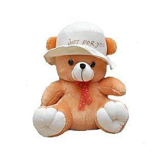 GuruKripa Soft Toy Teddy Cap