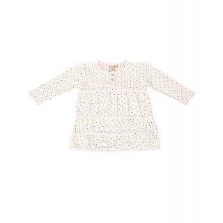 TOFFEE MOON Girl Baby HEART & SPOT PRINT DRESS