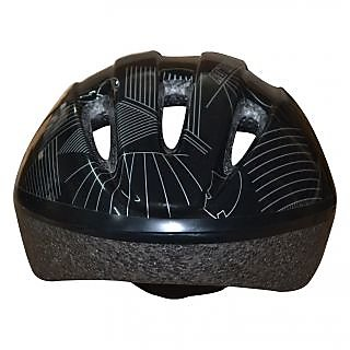Cockatoo Cycling / Skating Helmets As Safety Guard Pouch Black [Small]